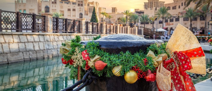 Festivals And Events In Dubai In December: Christmas in Dubai