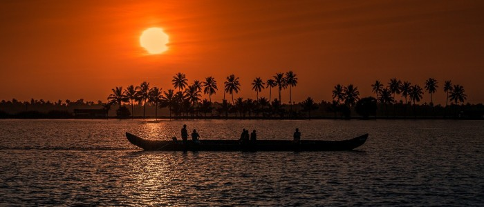 Things to do in India  - Kerala backwaters
