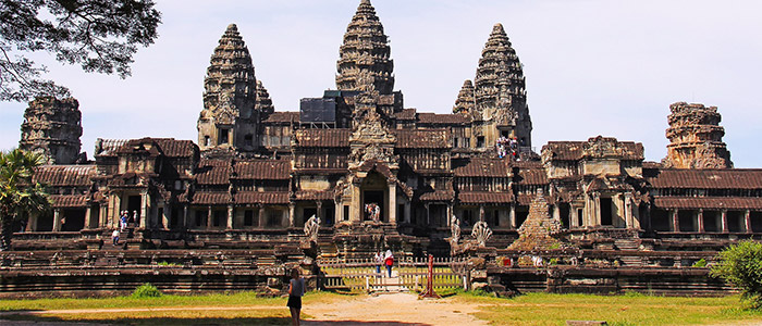 Things to do in Cambodia - Angkor Wat Temple