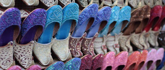 Best Souvenirs In Dubai: Textile Souks