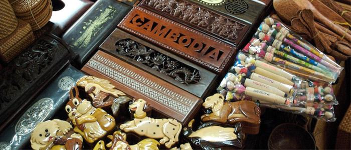 Cambodia local markets