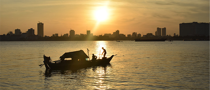 Things to do in Cambodia- Mekong river