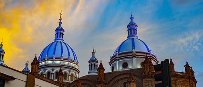 Things To Do In Ecuador - Quito and Cuenca historic centre