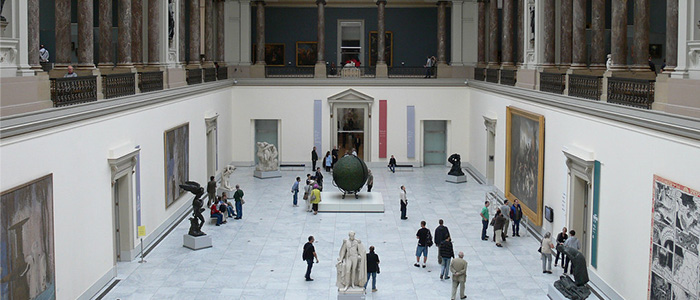 things to do in Brussels - Royal museums of fine arts of Belgium