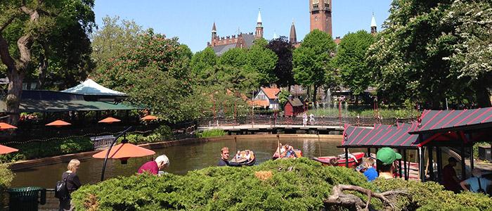 Things To Do In Denmark - Tivoli Gardens