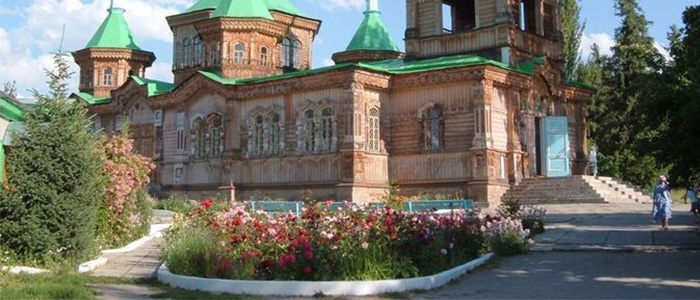 Things To Do In Kyrgyzstan - Holy Trinity Cathedral