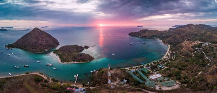 things to do in Indonesia - Komodo national park
