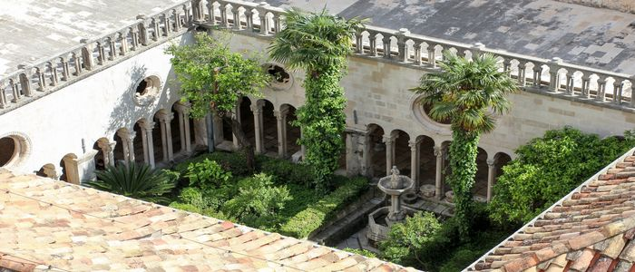 things to do in Croatia - Franciscan Monastery