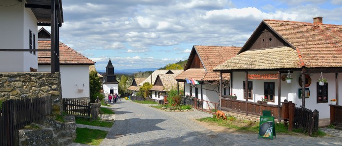 things to do in Hungary - Holloko Village Hungary