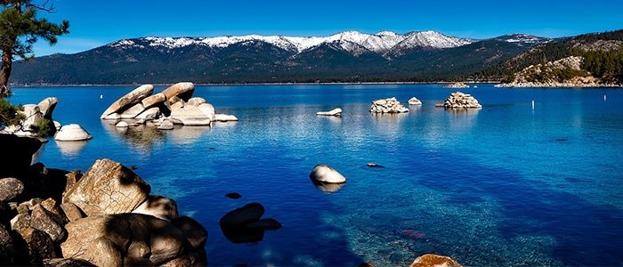 things to do in the USA - Lake Tahoe