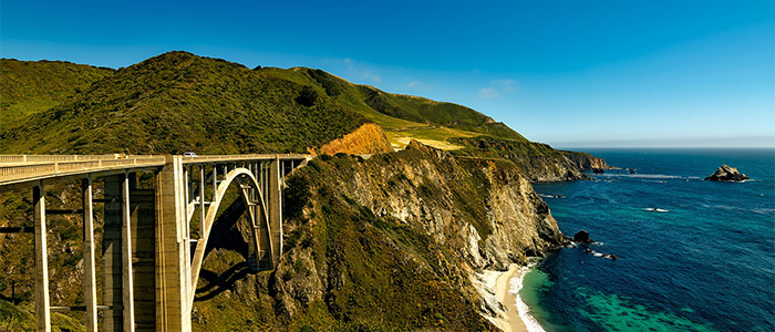 things to do in the USA - Pacific Coast Highway