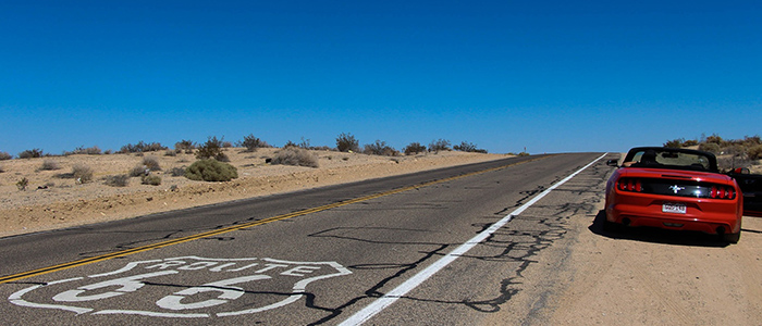 things to do in the USA - Route 66 USA