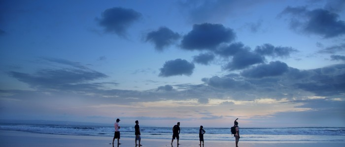 things to do in Indonesia - bali beaches