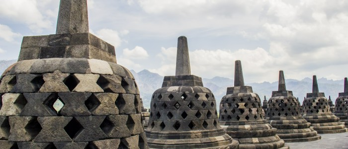 things to do in Indonesia - borobudur