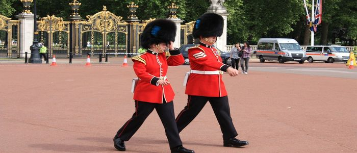 Things To Do in London - Buckingham Palace Guards