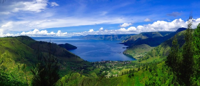 things to do in Indonesia - Lake Toba