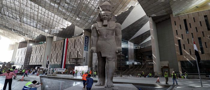 Top Things To Do In North Africa - Museum of Cairo