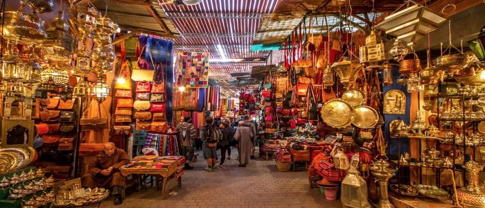 Top Things To Do In North Africa - Medina Souks
