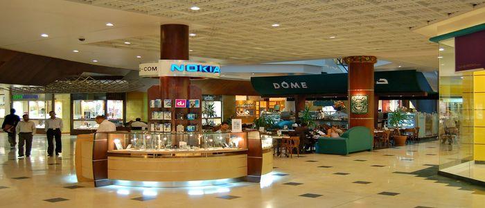 Dubai Hangouts For Retail Therapy - BurJuman