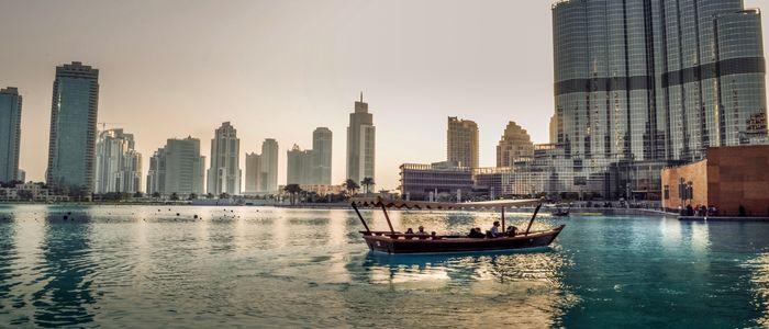 Best Tourist Destinations - Dubai