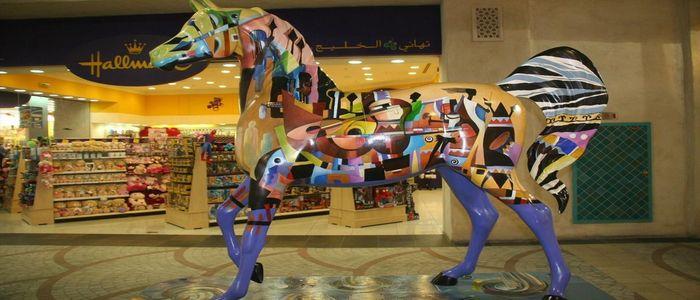 Dubai Hangouts For Retail Therapy - Ibn Battuta Mall