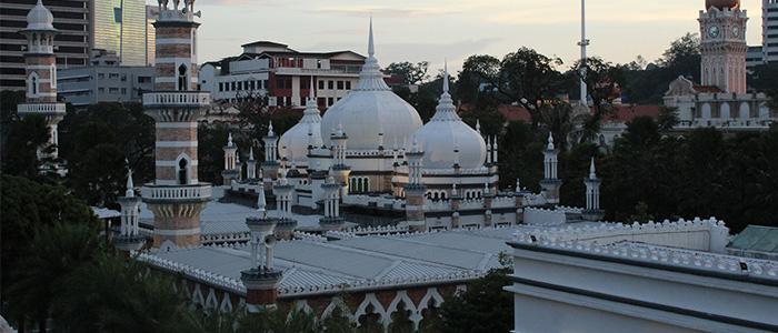 Top Things To Do In Kuala Lumpur - Jamek Mosque