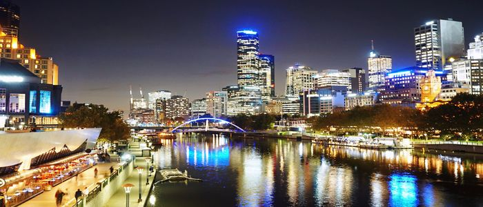 where to travel in February - Melbourne