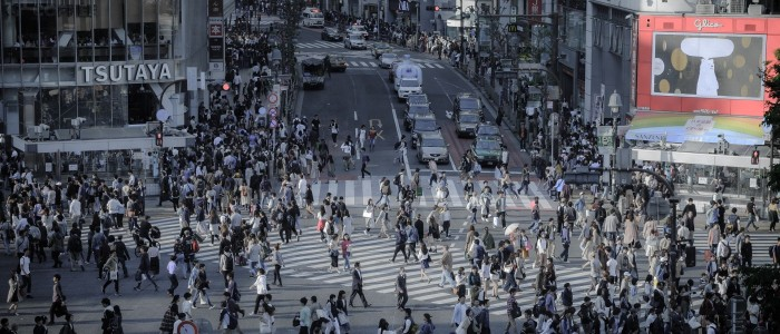 Top Things To Do In Japan - Shibuya crossing