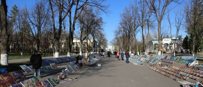 top things to do in Tashkent - Broadway Street Tashkent