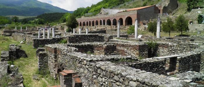 Things To Do in North Macedonia - Heraclea Lyncestis