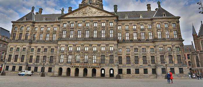things to do in the Netherlands - Royal palace Amsterdam