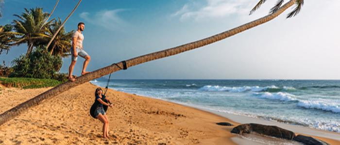 Sri Lanka Romantic Beaches