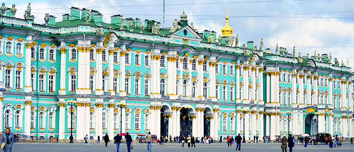 Things To Do In Russia - State Hermitage Museum