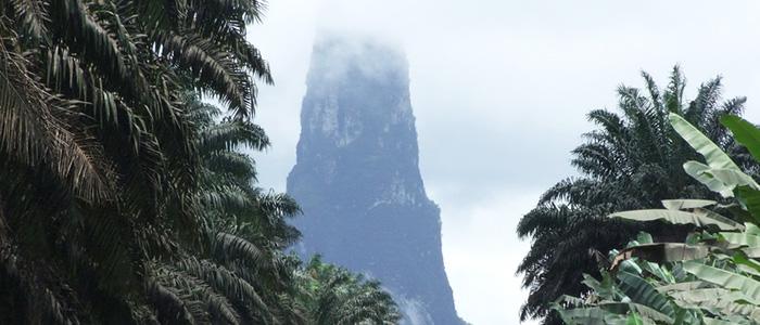 Things To Do In São Tomé - Cão Grande Peak