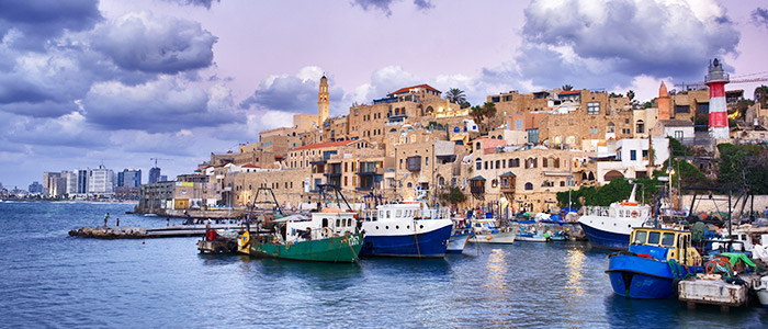 Things to do in Israel - Jaffa Port