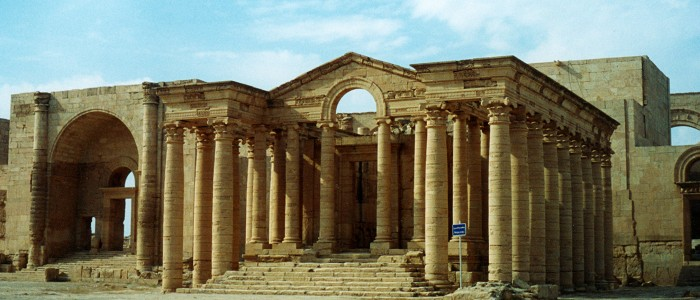 top things to do in Iraq - Temple of Hatra