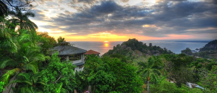 where to travel in January? Costa Rica