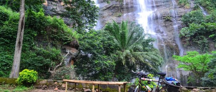 Waterfalls Kpalime
