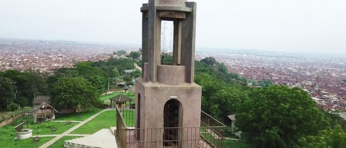 Bower Memorial Tower, Ibadan