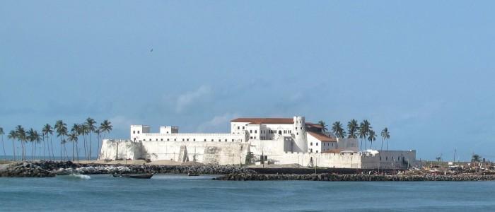 Elmina Castle - tourist sites in Ghana