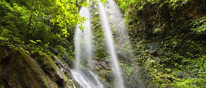 Erin-ijesha Waterfalls. Nigeria