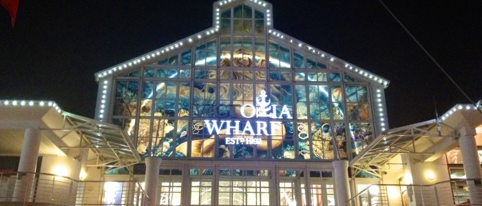 The V & A Waterfront Cape Town
