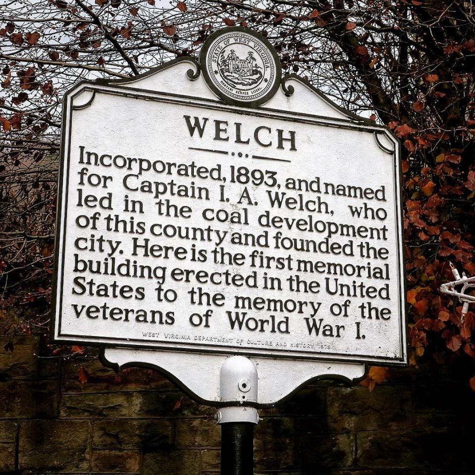December 14, 2016 Welch, McDowell County, West Virginia