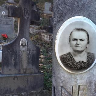 Thorpe cemetery