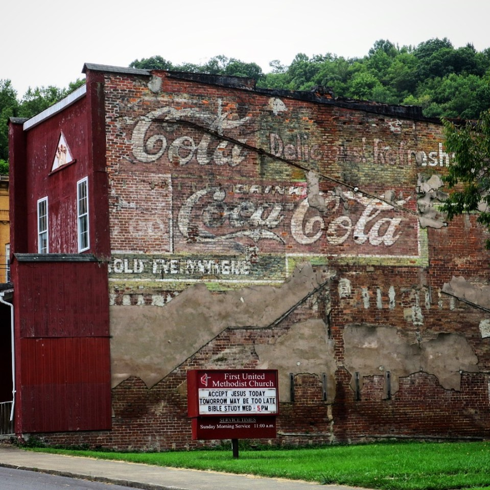 August 11, 2017 Pocahontas, Tazewell County, Virginia