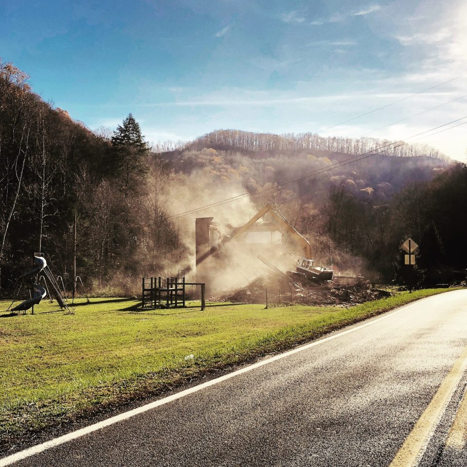 November 20, 2017 Pageton, McDowell County, West Virginia