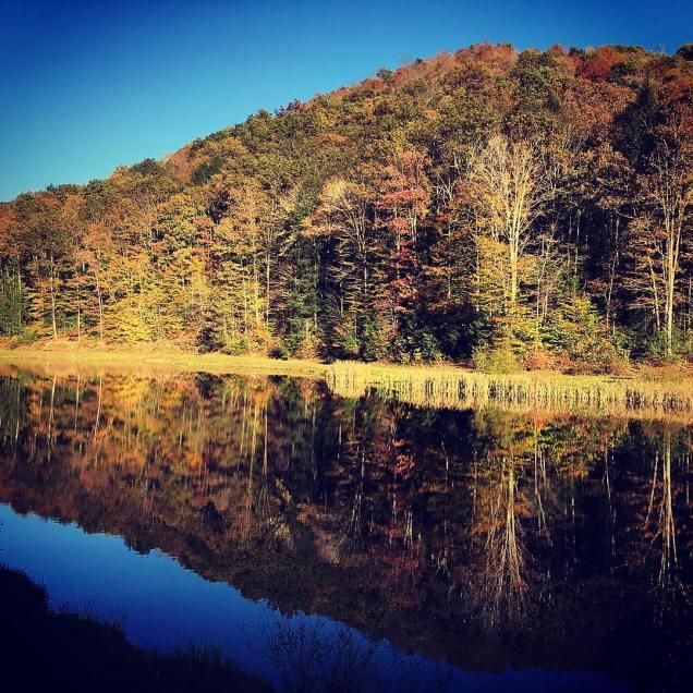 Anawalt fall lake