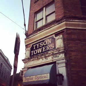 Tyson towers