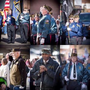 98 vet parade