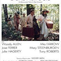 Au cinéma Le cinéma : Comédie érotique d'une nuit d'été de Woody Allen